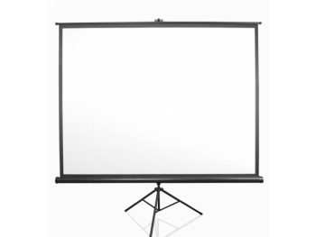 "Anchor ANTRS160 89"" Diagonal Tripod Projector Screen"