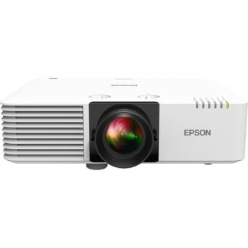 Epson PowerLite L610W 6000-Lumen WXGA 3LCD Laser Projector