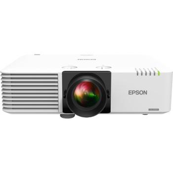 Epson PowerLite L610U 6000-Lumen WUXGA 3LCD Laser Projector