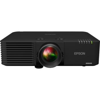 Epson PowerLite L615U 6000-Lumen WUXGA 3LCD Laser Projector