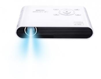 Aiptek V150W WVGA 100 Lumens DLP Projector