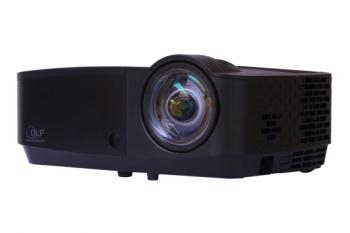 InFocus IN126STA WXGA 3300 Lumens DLP Projector
