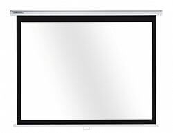 "Legamaster 150 x 200 cm 100"" Diagonal 4:3 Aspect Manual Projector Screen"