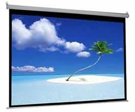 """Anchor ANMS120HDD Diagonal Electrical Projector Screen (120"""", 16:10, 258x161 cm)"""