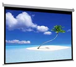 """Anchor ANMS116HD 116"""" Diagonal Electrical Projector Screen"""