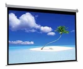 "Anchor ANMS110HDD Diagonal Electrical Projector Screen (110"", 16:10, 237x148 cm)"