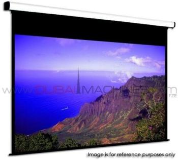 "Anchor ANWMB120HD 116"" Diagonal Manual Projector Screen"