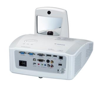 Canon LV-WX300UST 3000 Lumens WXGA Ultra Short Throw Projector
