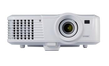 Canon LV-X320 3200 Lumens XGA DLP Projector