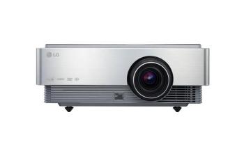 LG CF3D FHD 2500 Lumens SXRD Projector