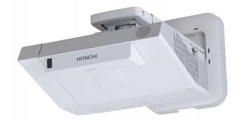 Hitachi CP-AW2505 2700 Lumens WXGA Ultra Short Throw Projector
