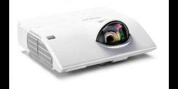 Hitachi CP-CX301WN 3100 Lumens XGA Short Throw LCD Projector