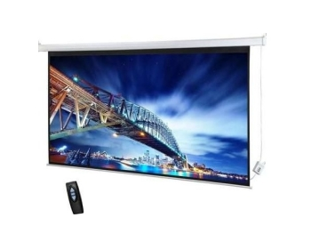 """iView / 7Star 84"""" Diagonal Electrical Projector Screen"""