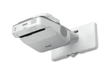 Epson EB-675WI 3200 Lumens WXGA HD-Ready Interactive Ultra Short Throw Projector