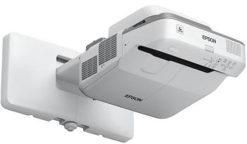 Epson EB-670 3100 Lumens XGA 3LCD Ultra Short Throw Projector