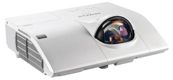 Hitachi CP-D27WN 2700 Lumens XGA Super Short Throw Projector