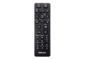 InFocus HW-NAVIGATOR-4 Replacement Remote for Meeting Room Projectors