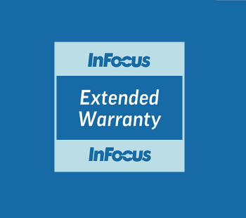 InFocus LAMP-EW2YR-H 2 Year Extended Lamp Warranty- IN55XX Projector
