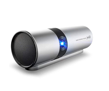 JMCO P2 250 ANSI Lumens Smart Portable Outdoor Projector with Dolby Digital Speaker