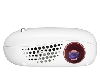 LG PV150G WVGA 100 Lumens DLP Projector