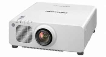 Panasonic DLP WUXGA 6500 Lumens Projector PT-RZ670WE Lamp Free