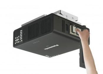 Panasonic PT-DW750LBA  7000 Lumens DLP WXGA Projector Without Lens