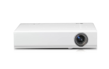 LG PB60G WXGA 500 Lumens DLP Projector