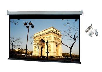Alpha AES240 240x240cm Electric Projector Screen