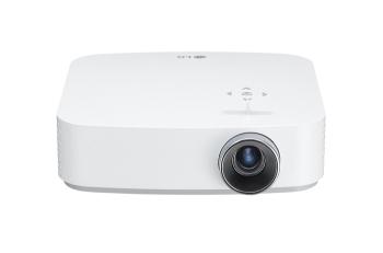 LG Minibeam PF50KG 600 Lumens DLP Projector
