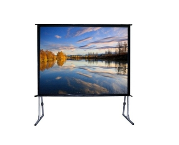 Alpha PFFS100 200x152cm Front and Rear Fast Folding Projector Screen