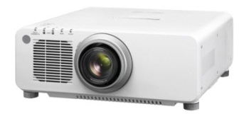 Panasonic DLP XGA 10000 Lumens Projector PT-DX100ELW Without Lens