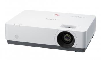Sony VPL-EW435 3,100 Lumens WXGA Compact Projector