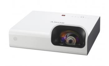 Sony VPL-SW235 WXGA 3000 Lumens 3LCD Projector