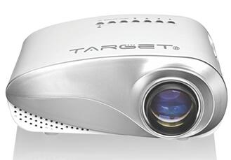 Target TP-080 VGA 60 Lumens LCD Projector