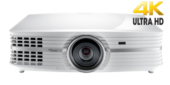 Optoma UHD60 4K Ultra High Definition 3000 Lumens DLP Projector