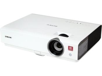 Sony VPL-DW120 2,600 Lumens WXGA Desktop Projector