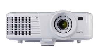 Canon LV-WX320 3200 Lumens WXGA DLP Projector