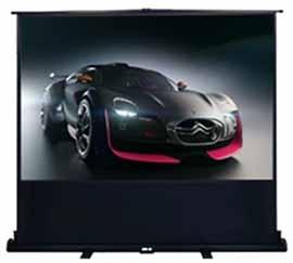 """Anchor ANMDA80D 163 x 122 cm 80"""" Diagonal 4:3 Aspect Portable Projector Screen"""