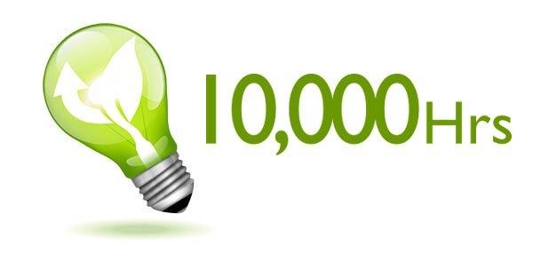 Power Saving and Long Lamp Life